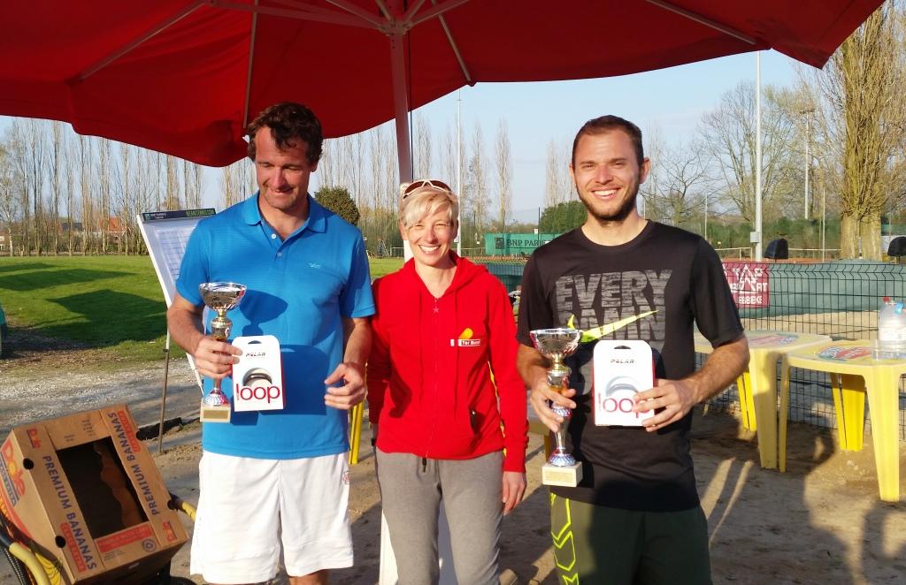 Schweizer Sieg beim ITF-Turnier in Lebbeke