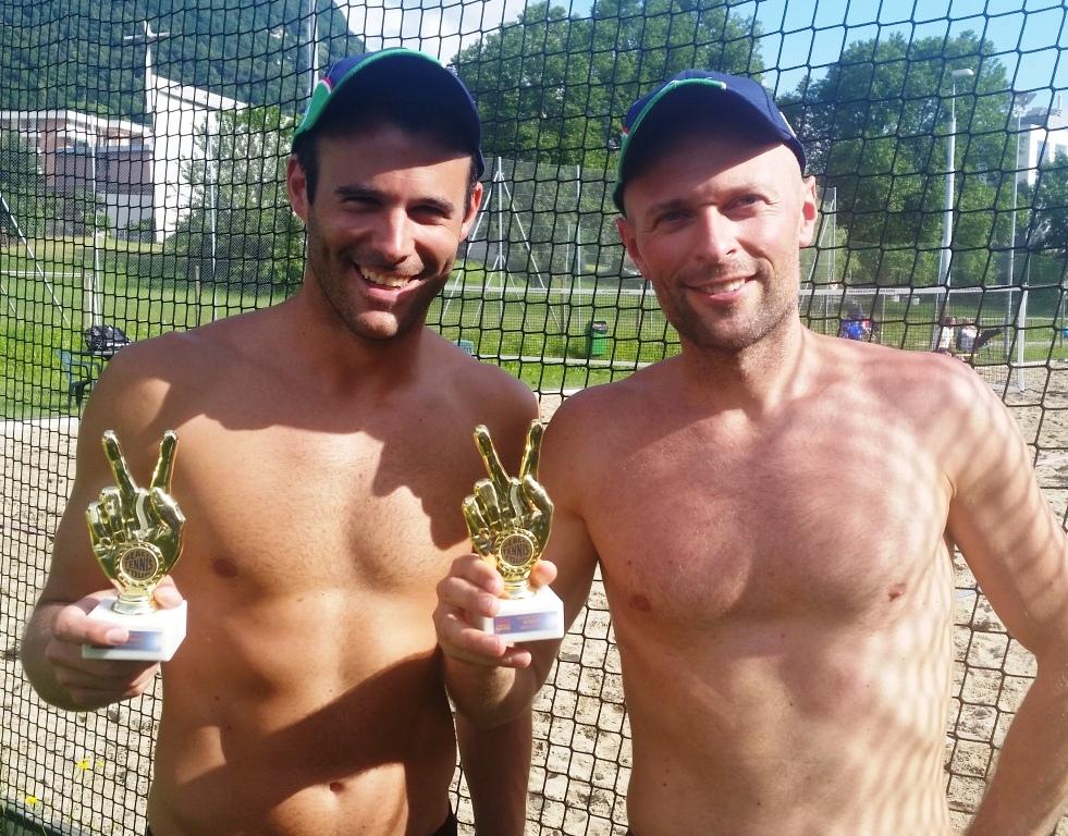 Bärenbold-Cherbin gewinnen ersten Event der SBT Tour 2016